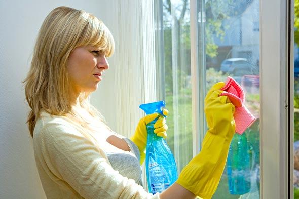 lär dig putsa fönster som ett proffs