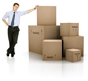 billiga flyttlådor och hur man packar flyttkartonger bäst